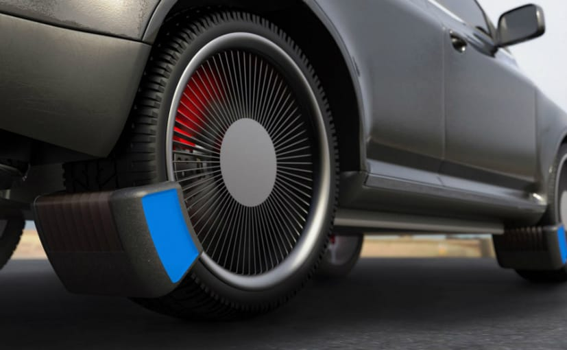 'The Tyre Collective' is a London-based startup which is working on a new device to reduce tyre emission