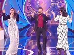 सलमान खान ने बिग बॉस के मंच पर लगाए 173 बार ठुमके, फिर यूं रवीना टंडन और जैकलीन के साथ किया डांस- देखें Video