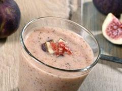 <i>Anjeer</i> Benefits For Constipation I Drink <i>Anjeer</i> Milk For Healthy Digestion