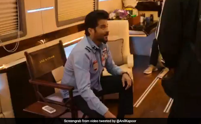 """Air Force Objects To """"Uniform, Language"""" In Netflix's Anil Kapoor-Starrer"""
