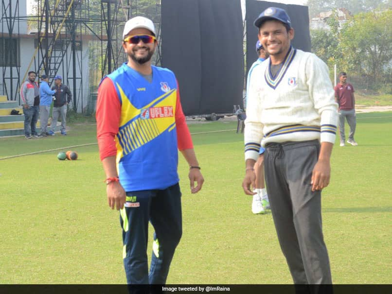 Suresh Raina To Play For UP In Syed Mushtaq Ali Trophy