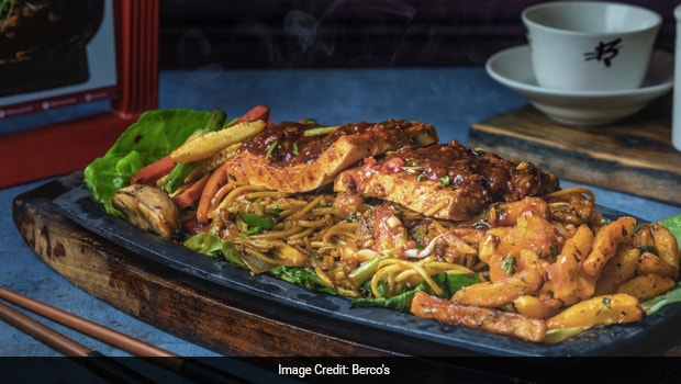 This Winter, Warm Up With Berco's New Sizzler Menu