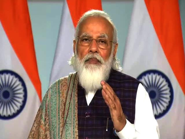 Video : Need Reforms For Development, Old Laws A Burden: PM Amid Farmer Protests