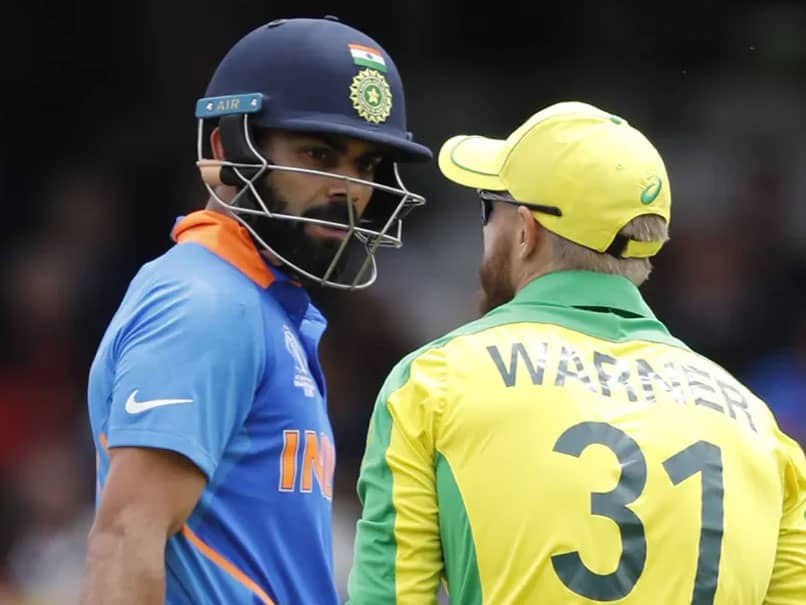 """No One Can Compete With Him"": David Warner Congratulates Virat Kohli On Winning Player Of The Decade Award"