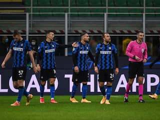 Inter Milan Crash Out Of Champions League After Goalless Draw Against Shakhtar Donetsk