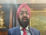 Video : According To WHO Health Workers Have 35% chances of Contracting COVID: Vikramjit Singh Sahney