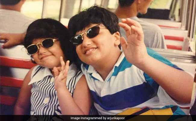 Arjun Kapoor's Birthday Wish For Sister Anshula Is Everything And More