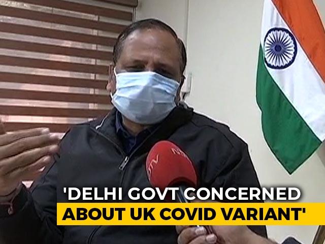 Video : In Delhi, Door-To-Door Testing For Those Who Came From UK In Last 2 Weeks
