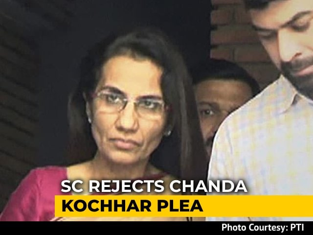 Video : Chanda Kochhar Loses Supreme Court Case Against Being Fired As ICICI CEO