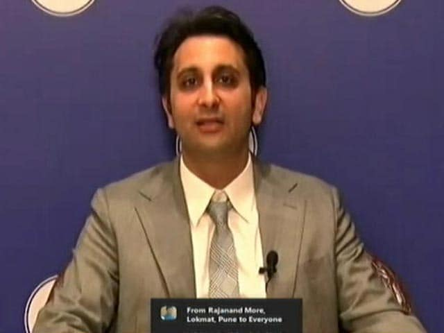 "Video : Serum Institute's Adar Poonawalla 1 Of 6 ""Asians Of The Year"": Report"