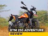 KTM 250 Adventure Review
