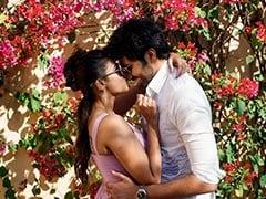 Just A Perfect Pic Of Newlyweds Niharika Konidela And Chaitanya JV. No Caption Needed