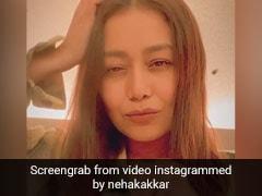 नेहा कक्कड़ ने यो यो हनी सिंह के 'फर्स्ट किस' सॉन्ग पर यूं दिए एक्सप्रेशंस, धूम मचा रहा है Video