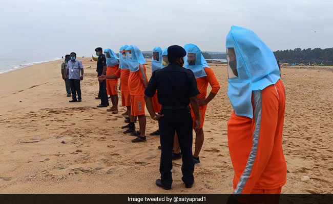Cyclone Burevi Weakens, Tamil Nadu Airports Shut As Precaution