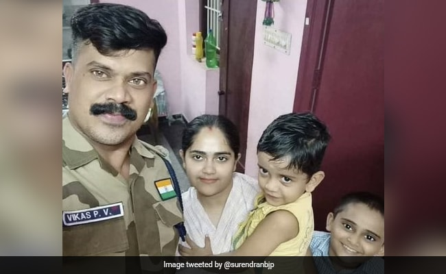 Woman, Who Lost Arm While Saving Jawan, To Fight Kerala Local Body Polls