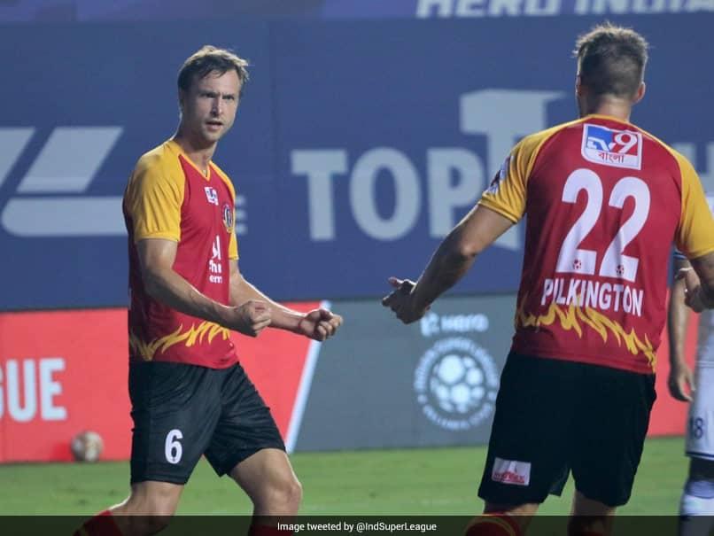 ISL: Matti Steinmann Brace Helps East Bengal Hold Chennaiyin FC In Four-Goal Thriller