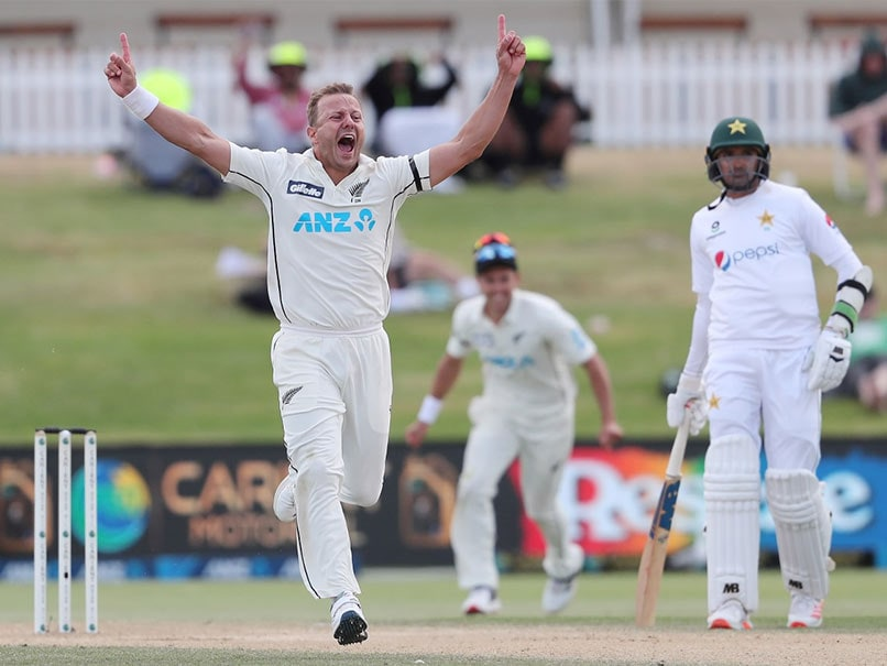 New Zealand vs Pakistan: Neil Wagner Hailed For Bowling With Broken Toes In First Test