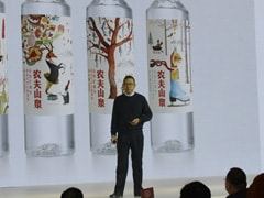 China's Bottled Water King Dethrones Mukesh Ambani As Asia's Richest Person