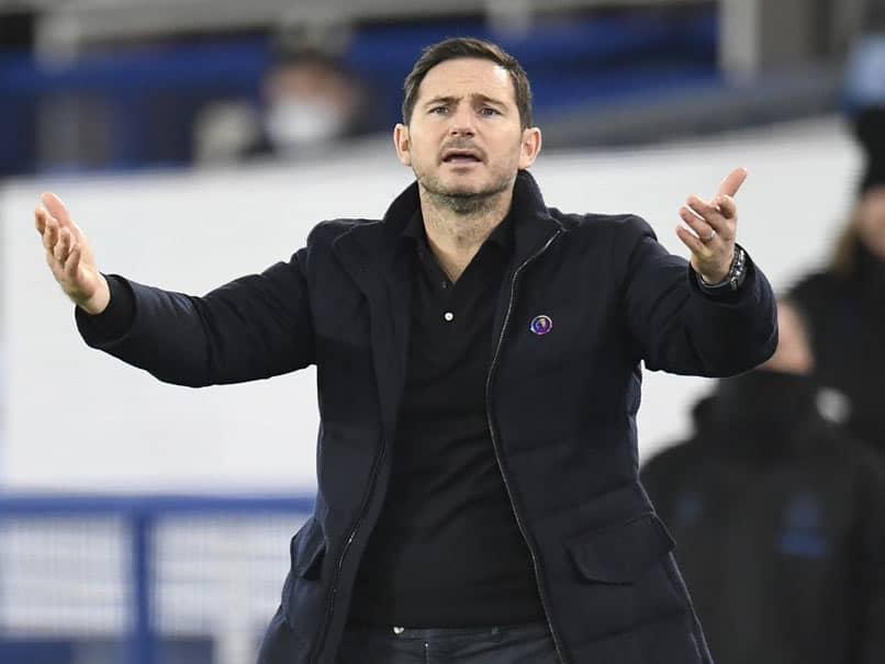 "Premier League: Frank Lampard Says Chelsea Title Talk ""Ridiculous"" After Defeat At Everton"