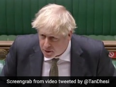 Watch: Boris Johnson's Blooper On Farmer Protests, Sikh MP Is Baffled
