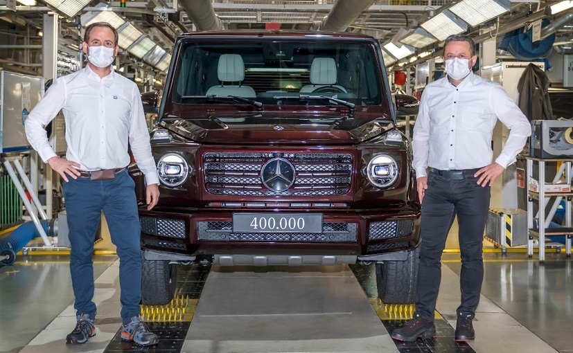 The next step for the G-Class then is to make it a zero-emission off-road vehicle