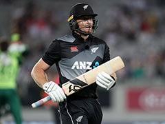 New Zealand Name Injured Martin Guptill In T20I Squad To Take On Australia
