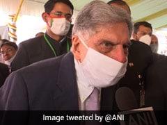 """""""Impressive"""": Ratan Tata Praises New Parliament Building Project"""