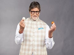 When <i>Gulab Jamun</i> And <i>Rasgulla</i> Became Amitabh Bachchan's Toughest Props (See Pic)