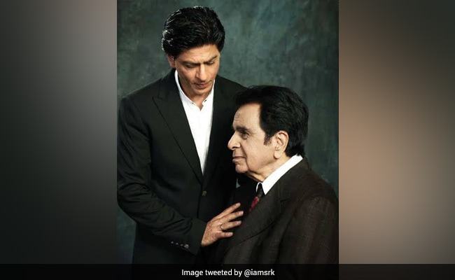 To Dilip Kumar On His Birthday, With Love From Shah Rukh Khan, Ajay Devgn, Dharmendra And Other Celebs
