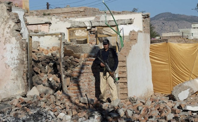 45 More Arrested Over Attack On Hindu Temple In Pakistan