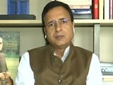 "Video : ""BJP Never Reached Out To Us"": Randeep Surjewala On Winter Session"