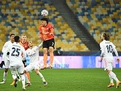 Champions League: Zinedine Zidane Determined To Turn Around Real Madrid Slump After Latest Shakhtar Donetsk Defeat