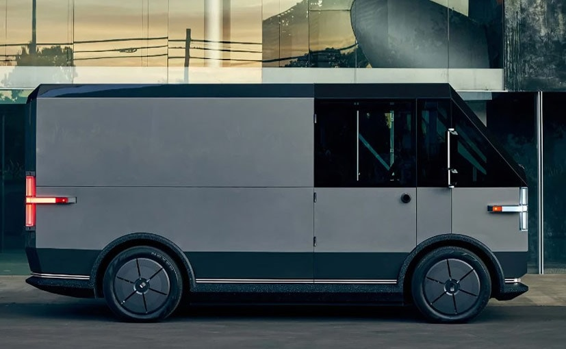 The Canoo Electric Van's will get a 40 kWh battery pack with 60 & 80 kWh packs also available