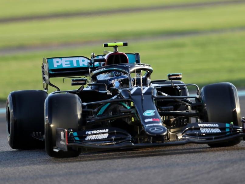 Valtteri Bottas Back On Top Ahead Of Lewis Hamilton In Abu Dhabi Practice As Mercedes Rule