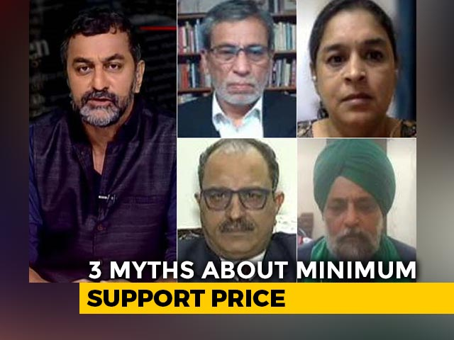 Video : Facts Debunk Claims Over Minimum Support Price