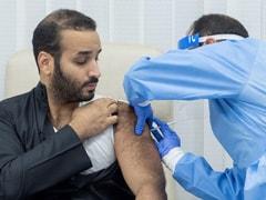 Saudi Arabia's Crown Prince Gets COVID-19 Vaccine: Report