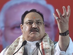"""<i>Ma</i> Durga's Grace Helped Me"": BJP Chief JP Nadda On Attack In Bengal"