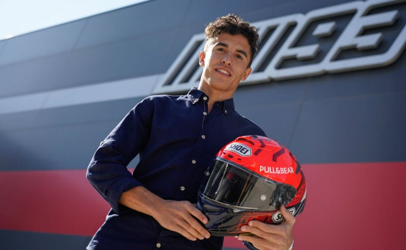 Marc Marquez will stay at home to make a full recovery and will miss the winter test