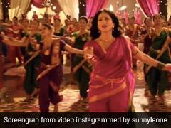 Sunny Leone ने 'मराठी मुलगी' लुक से मचाया धमाल, वायरल हुआ डांस Video