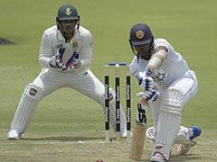 "SA vs SL: Dinesh Chandimal Hails Sri Lanka's ""Surprising"" Batting Display On Day 1 Of Boxing Day Test"
