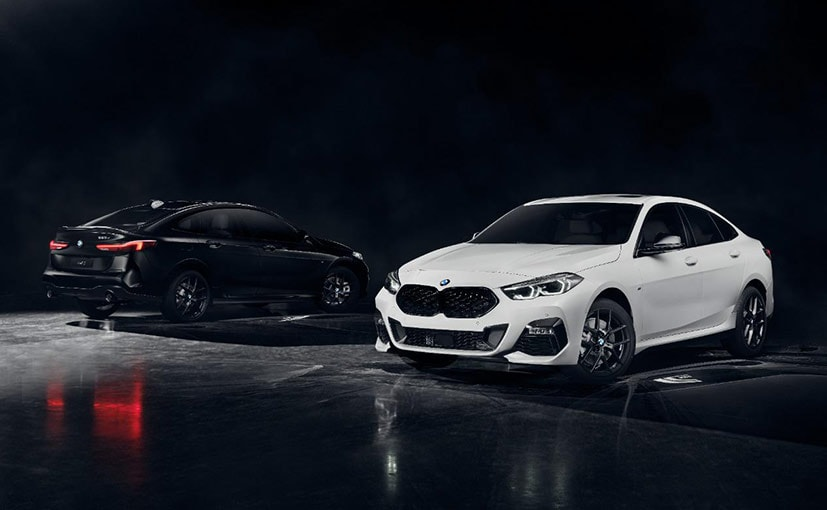 The new BMW 2 Series Gran Coupe Black Shadow Edition will be limited to just 24 units