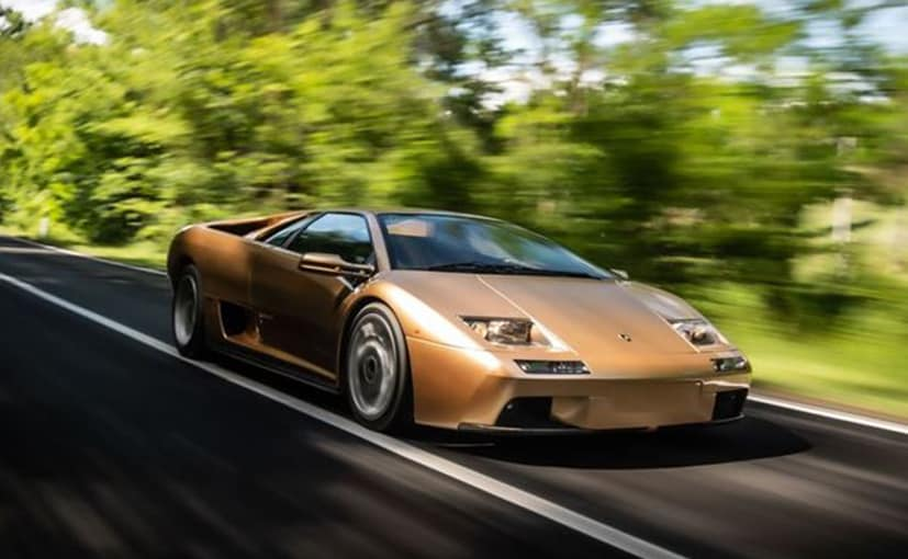 When the Lamborghini Diablo was launched in 1990, it was the fastest production car in the world