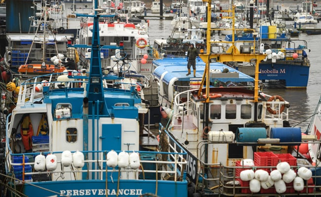 Britain Prepares Navy Ships To Protect Fishing If Brexit Talks Fail