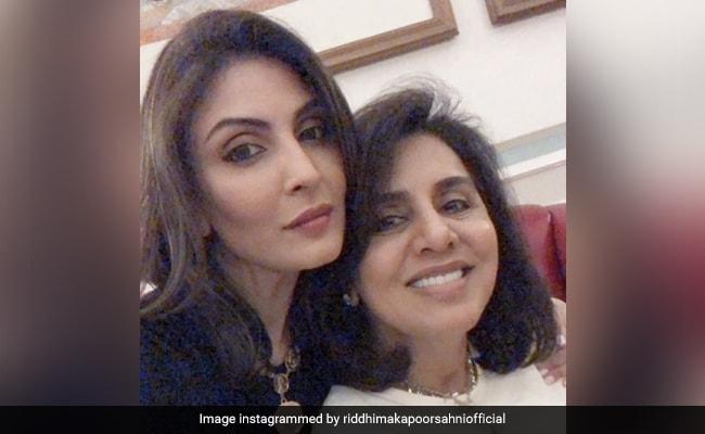Neetu Kapoor Tests Negative For COVID-19, Confirms Daughter Riddhima