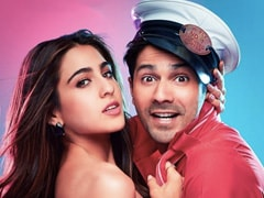<i>Coolie No 1</i> Review: Rehash With Sara Ali Khan, Varun Dhawan Is Anything But Numero Uno