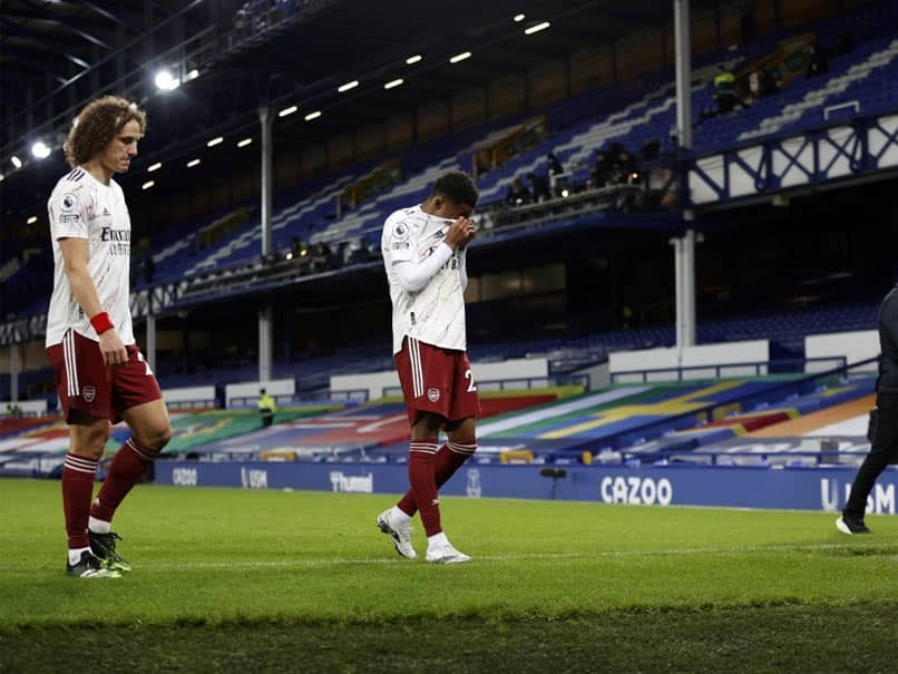 Premier League: Arsenals Crisis Deepens With 2-1 Defeat At Everton
