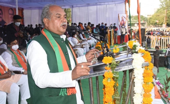 Madhya Pradesh Ahead Of Other States In Agriculture Infrastructure: Union Minister