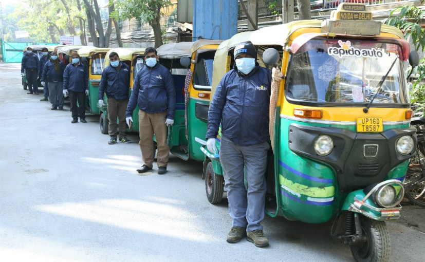 Bike Taxi operator Rapido has introduced Rapido Autos in Delhi-NCR among 11 new cities