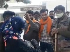 """Law For Those Like You"": UP Hindu Woman Heckled, Muslim Husband Arrested"