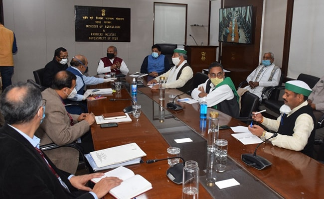 'Identify Specific Issues': Centre To Farmers After 3rd Round Of Talks